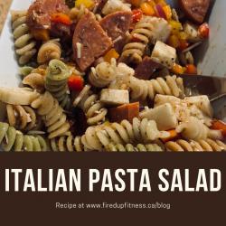 Recipe – Italian Pasta Salad
