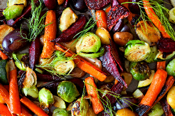 Recipe – Oven Roasted Vegetables