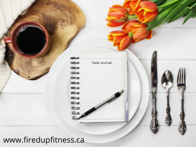 Big Benefits of Keeping a Food Journal